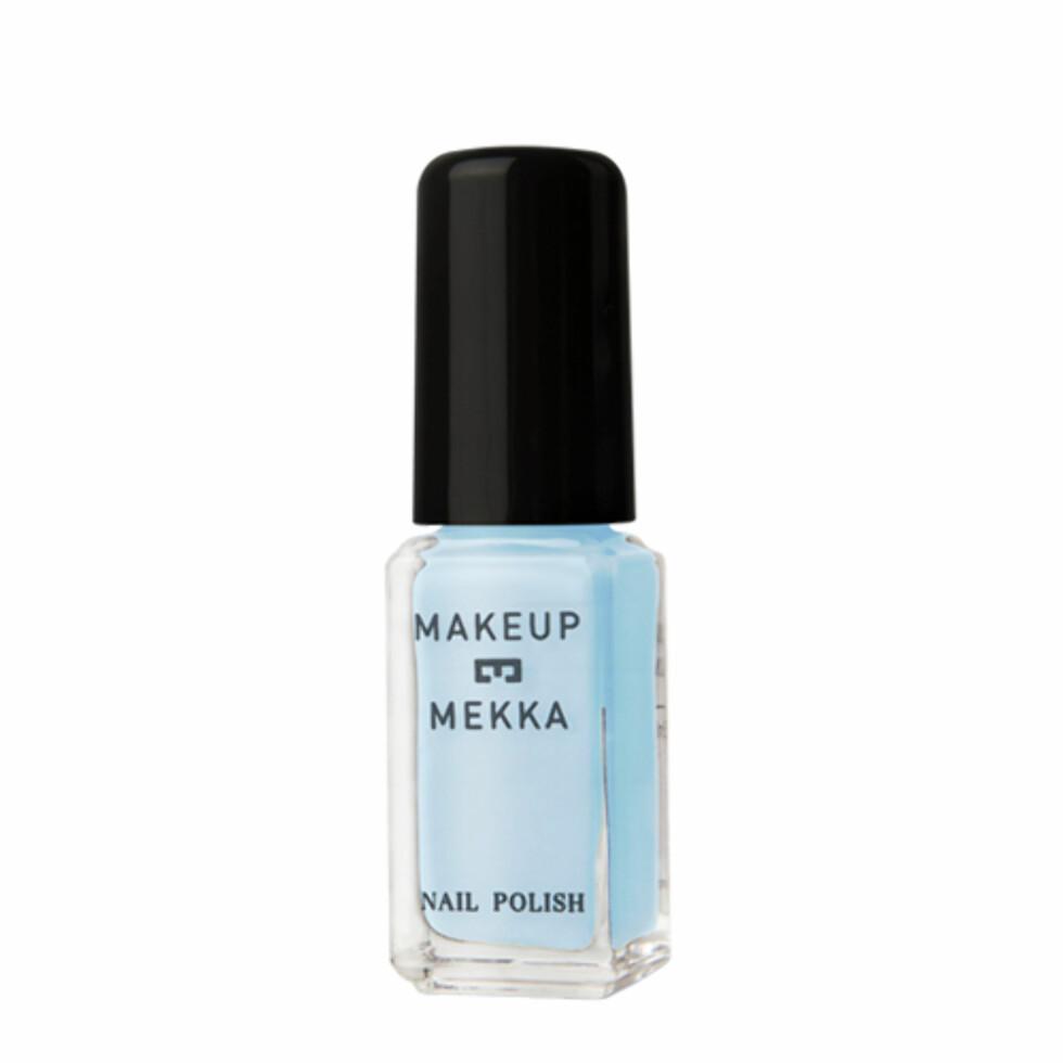 Blame the Blue fra Makeup Mekka, kr 25.