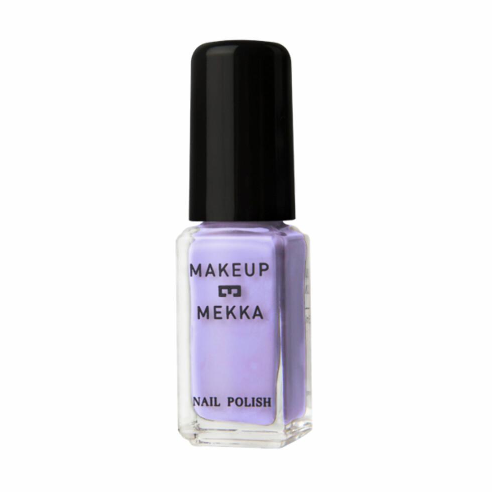 Lilac Rain fra Makeup Mekka, kr 25.