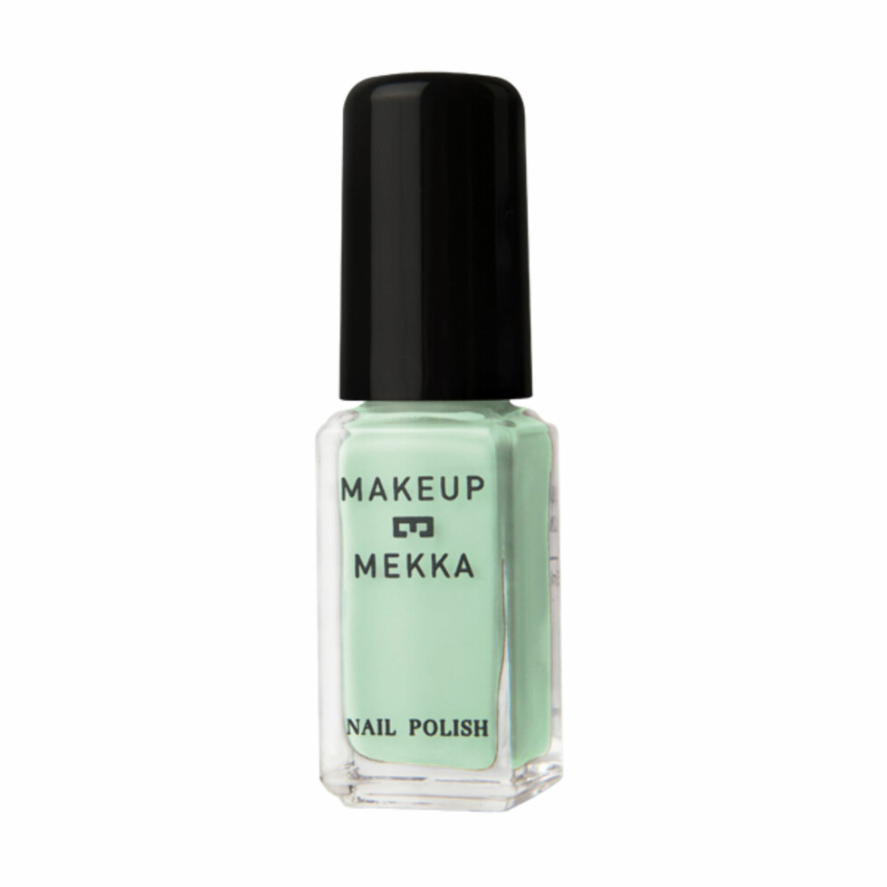 Forgive Mint fra Makeup Mekka, kr 25.