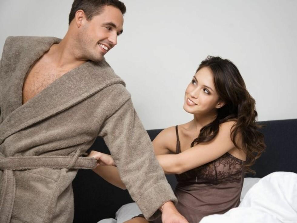 Kroppsbildet har stor betydning for hvor fornøyd du er med sexlivet. Foto: Image Source