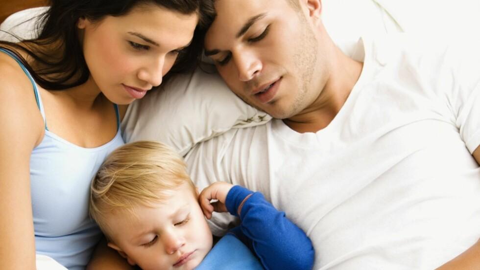STADIGE MARERITT: Alle barn opplever mareritt, men ny forskning viser at dersom marerittene vedvarer over lengre tid kan dette være en indikator på psykiske lidelser i framtiden. Foto: Thinkstock