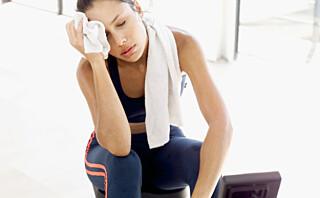Blir du kvalm etter en tøff trening?