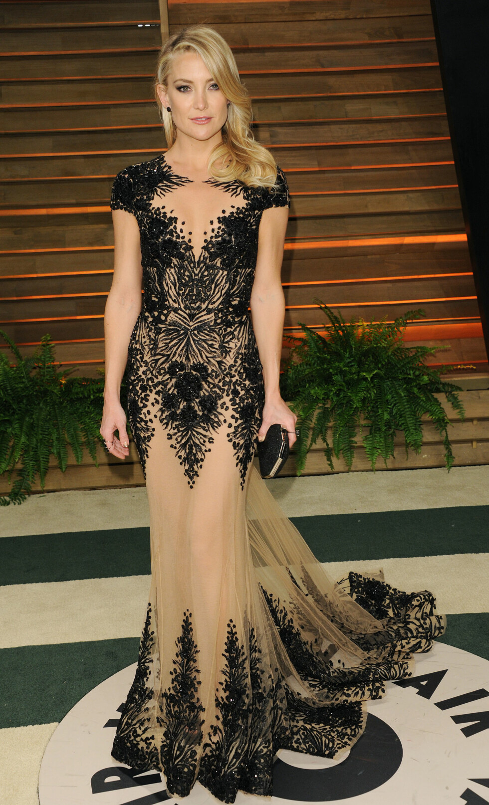 På Vanity Fairs Oscar-fest 2. mars 2014. Foto: All Over Press