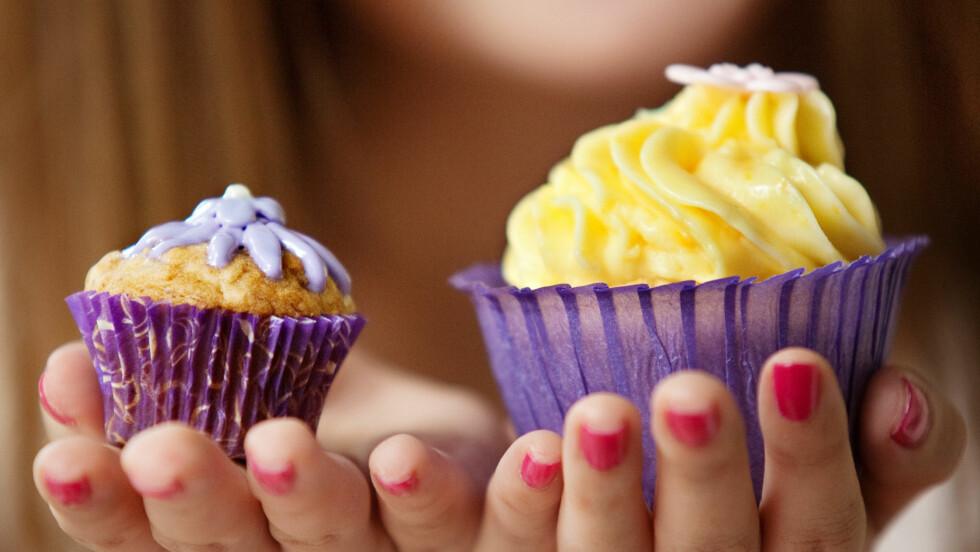 <strong>SETT DEG ET MÅL:</strong> Bestem deg for hva du skal spise og hvor mye. Da nyter du maten på en annen måte. Foto: duron12345 - Fotolia