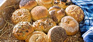 Nystekte brød