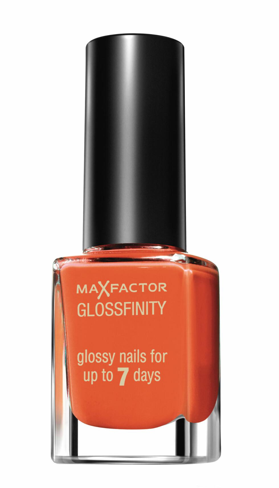 Sunset Orange fra Max Factor Glossfinity, kr 99.