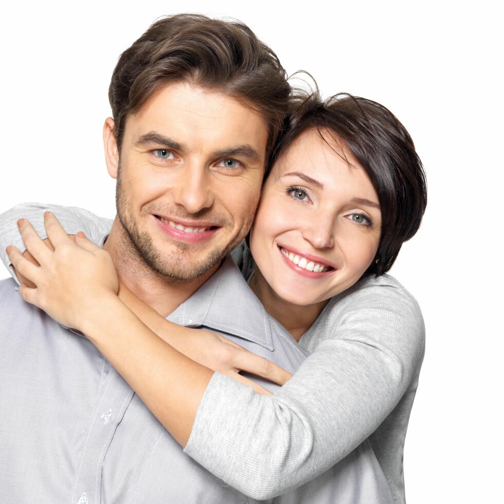 TYKKERE HUD: Menn har kjønnshormonet testosteron som øker produksjonen av kollagen. Foto: Valua Vitaly - Fotolia