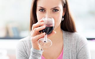 Dette avslører kaloriinnholdet i vinen
