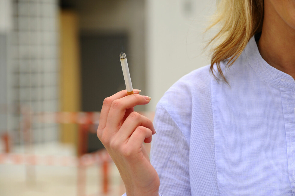 STRESS: Tidligere har forskning vist at stress kan være skadelig, på lik linje med røyking.  Foto: All Over Press