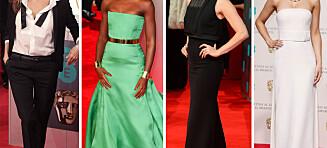 Her er kveldens vakreste BAFTA-stjerner
