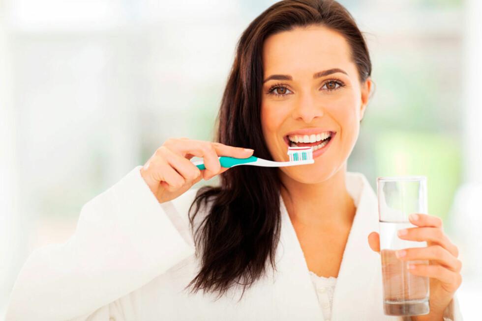 Godt tannstell beskytter deg