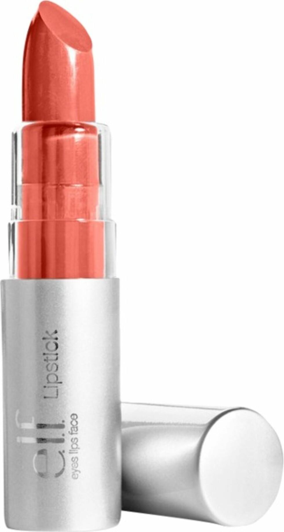 Essential Lipstick i fargen Captivating fra Elf, kr 14.  Foto: Produsenten