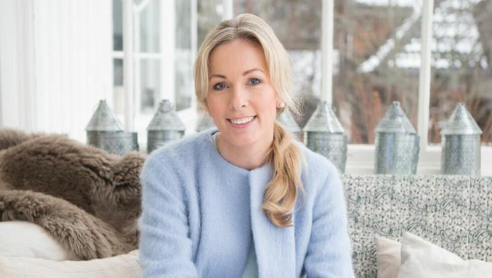 MOREN VAR BIPOLAR:  Anita Krohn Traaseth er vtoppleder i Hewlett-Packard Norge og superblogger på den private ledelsesbloggen tinteguri.com. Da hun var 14 fikk moren diagnosen bipolar. Foto: Charlotte Wiig