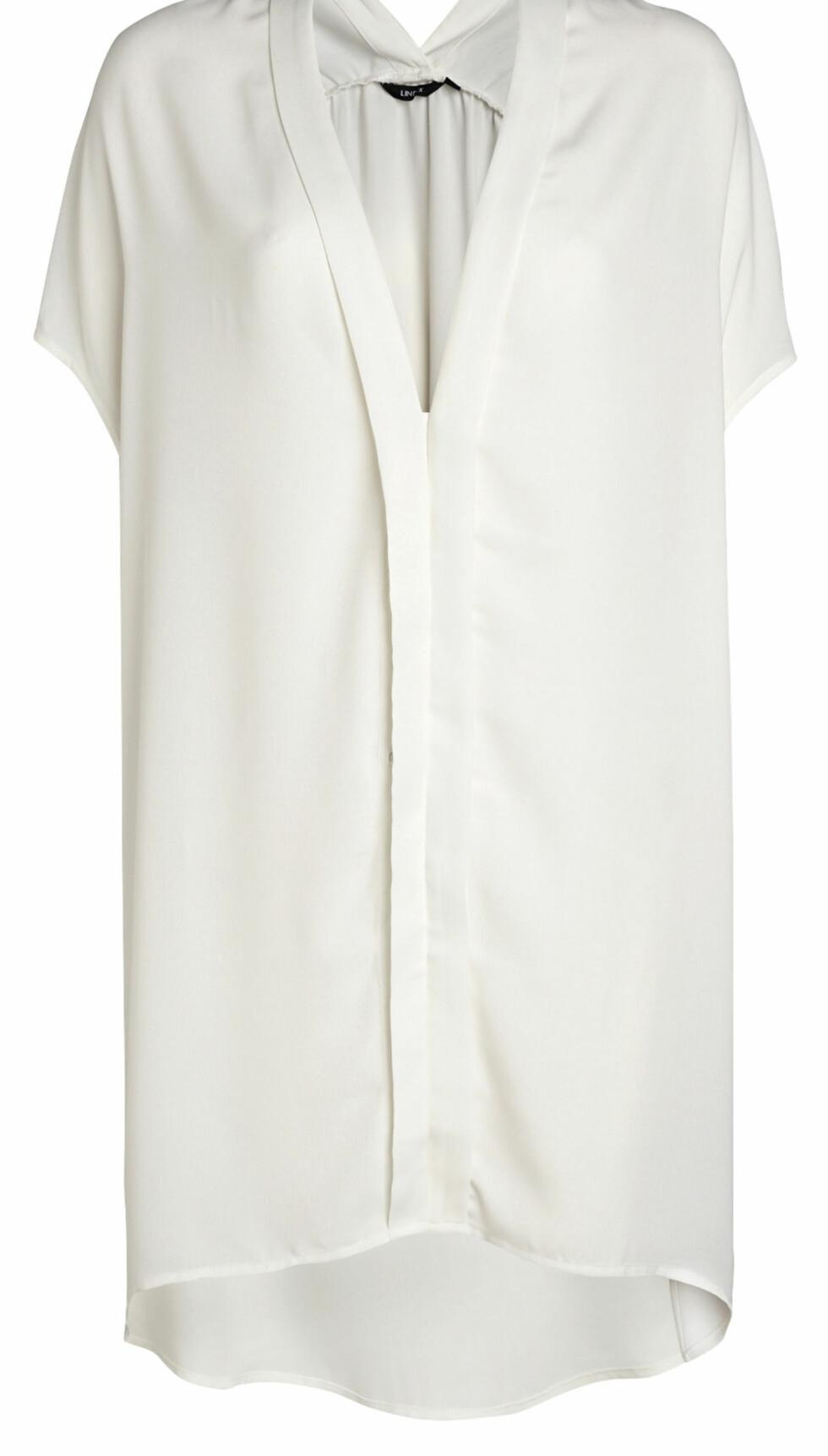 Lang bluse (kr 400). Foto: Produsenten