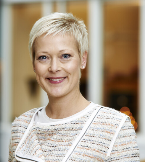 DESIGNSJEF:Nina Starck er designsjef for Lindex. Foto: Lindex