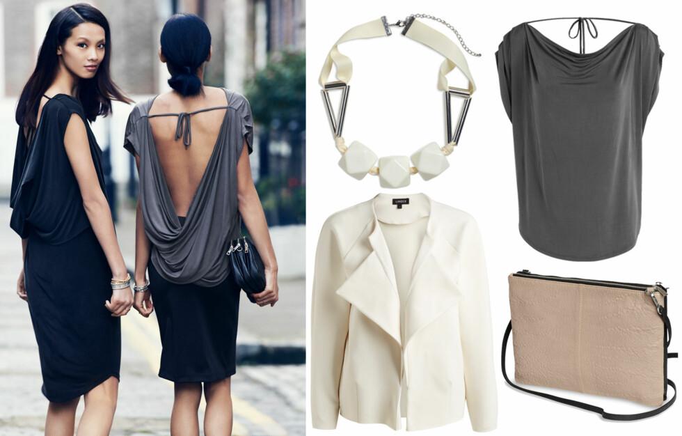 LINDEX EXTENDED: Denne uken lanserer Lindex en ny kleslinje med fokus på design og stilrene plagg. Foto: Produsenten