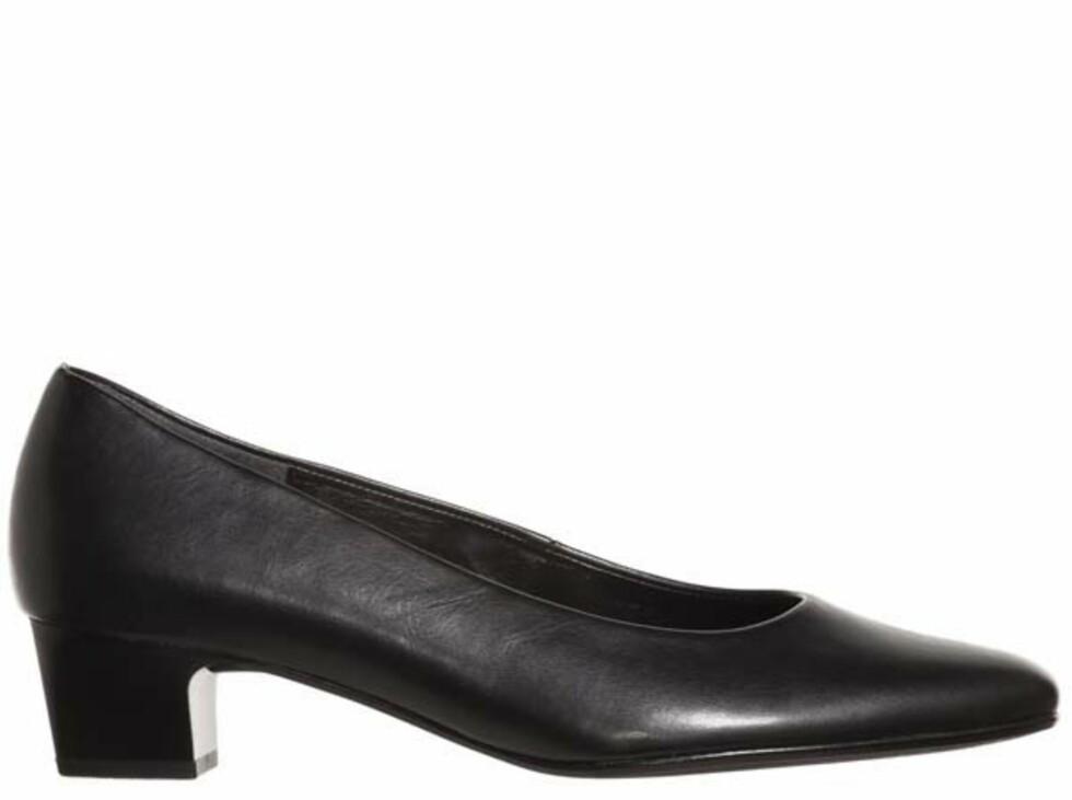 Matte (kr 499, Nilson Shoes).  Foto: Produsenten