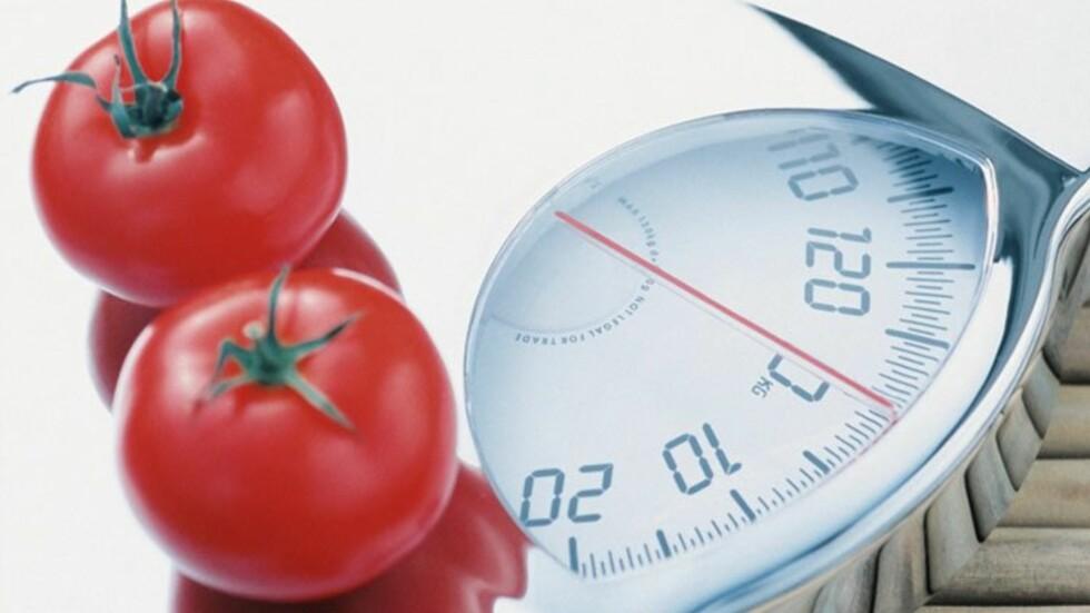 PÅVIRKER FORBRENNINGEN: Ifølge ekspertene vil ikke kortvarig fasting påvirke forbrenningen negativt. Faster du over lengre tid vil imidlertid forbrenningen bli lavere for å overleve lenger.  Foto: Colourbox