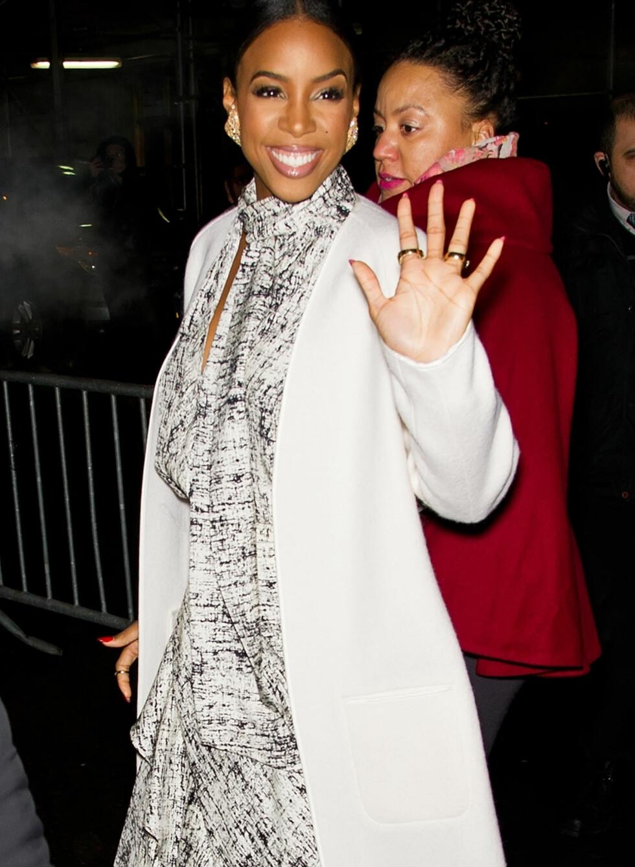 Kelly Rowland Foto: Ouzounova/Splash News/ All Over Press