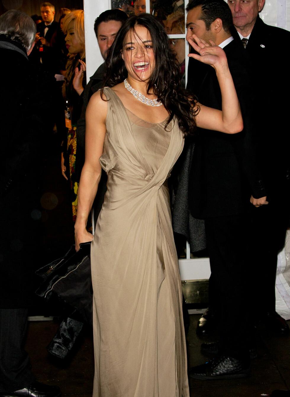 Michelle Rodriguez Foto: Ouzounova/Splash News/ All Over Press