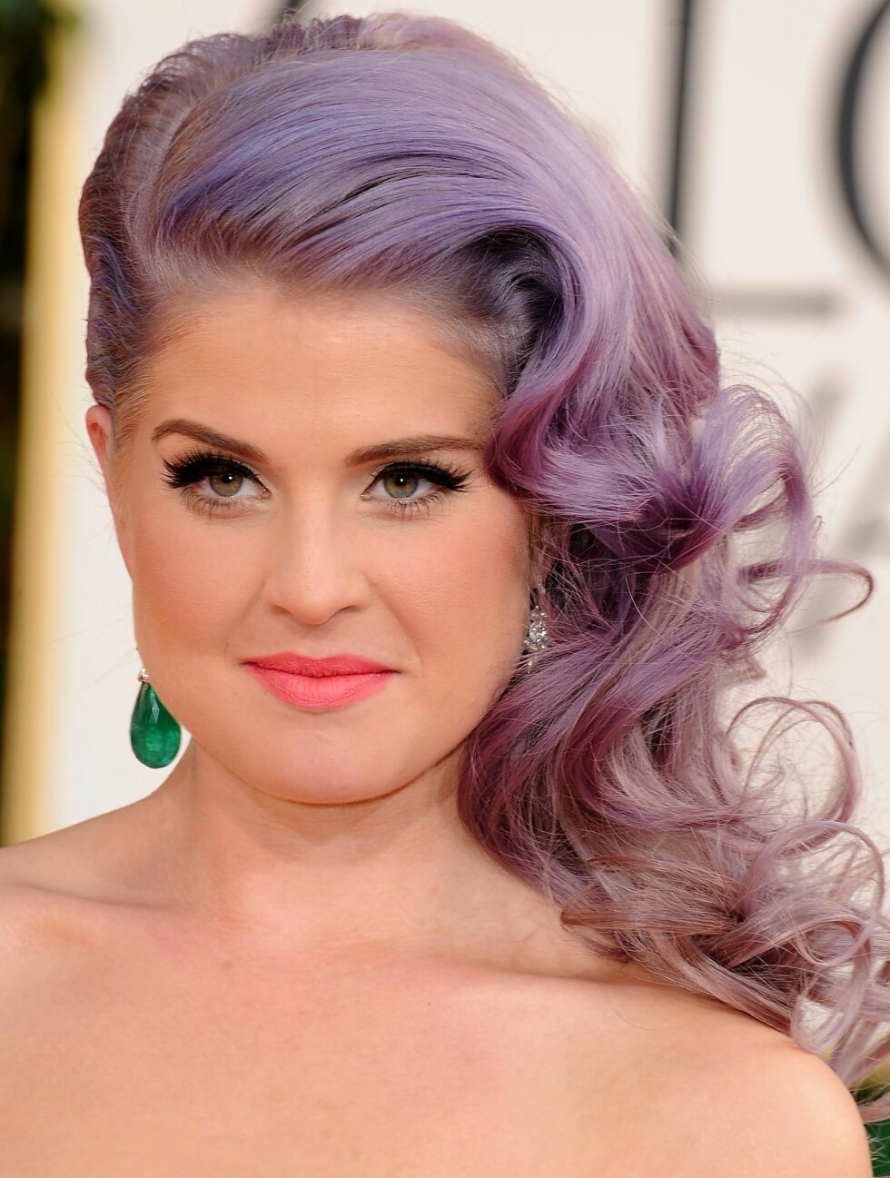 KELLY OSBOURNE - RUNDT ANSIKT Foto: All Over Press