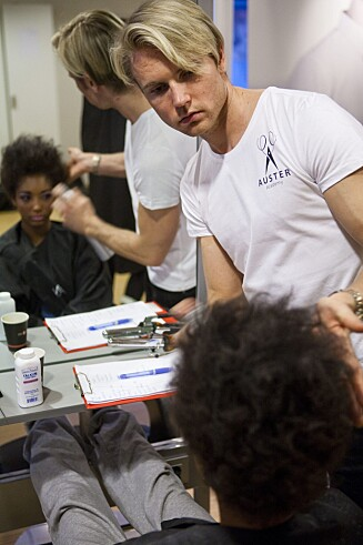 EKSPERTEN: André Auster er kreativ leder ved Auster Academy. Foto: Per Ervland