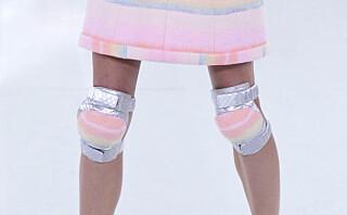 Nå er knebeskyttere sexy!