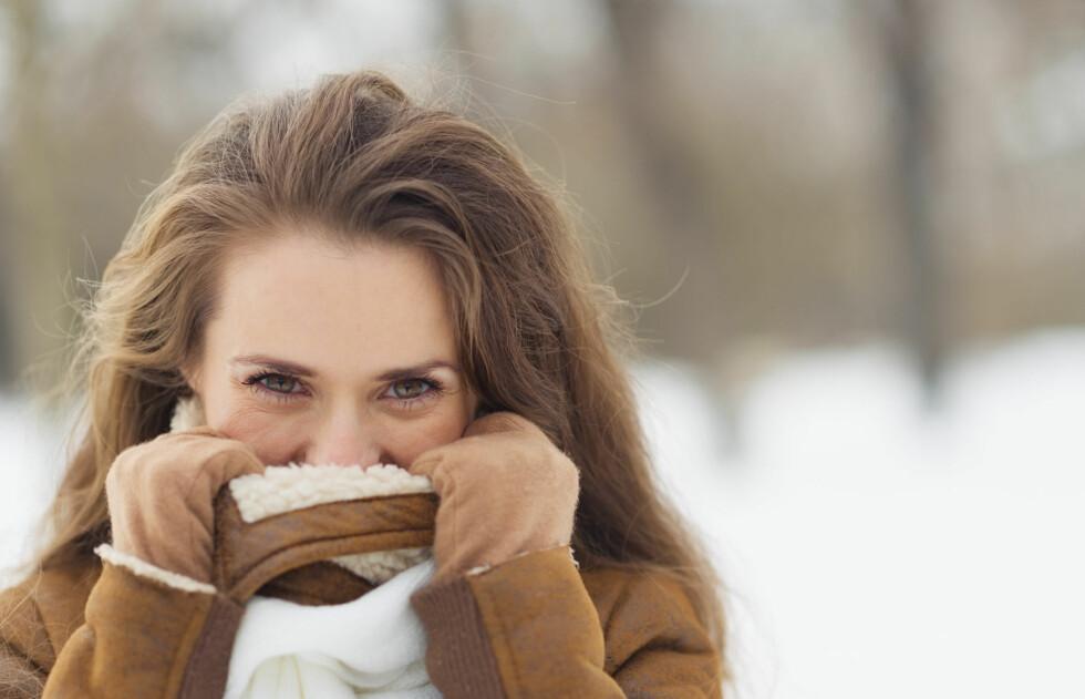 KALDT: Forskning viser at det å ha det kaldt inne kan hjelpe deg ned i vekt.  Foto: Alliance - Fotolia