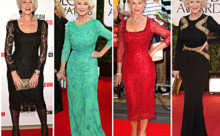 Derfor er Helen Mirren (68) et stilikon