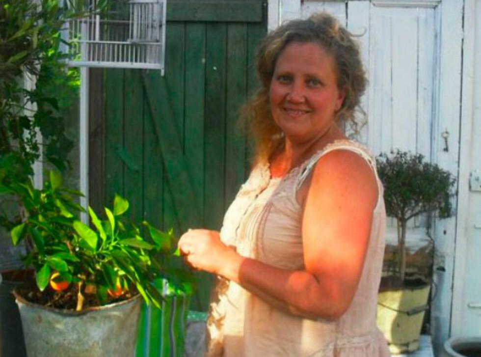FØR: Suzanne Norling startet på 5:2-dietten i april i fjor og har gått ned 12 kilo totalt.