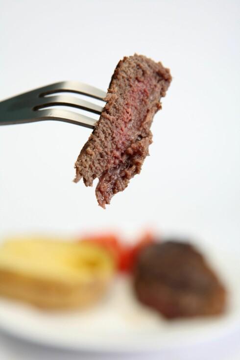 PROTEINER: Et høyt innehold av proteiner er ikke bare sunt.  Foto: All Over Press