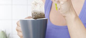 Kan du drikke te som er utgått på dato?