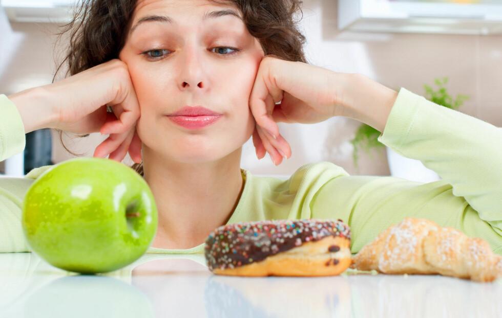 LANGT IGJEN: Er du i ferd med å gi opp vektønsket fordi det tar for lang tid? Det finnes måter å få opp motivasjonen på! Foto: Subbotina Anna - Fotolia