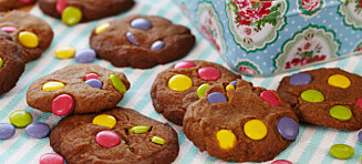 Cookies til kaffen