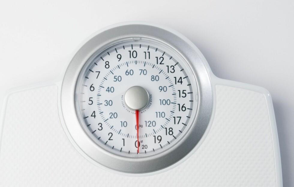 BMI: Metoden regnes som den mest pålitelige måten å regne ut idealvekten på. Foto: All Over Press