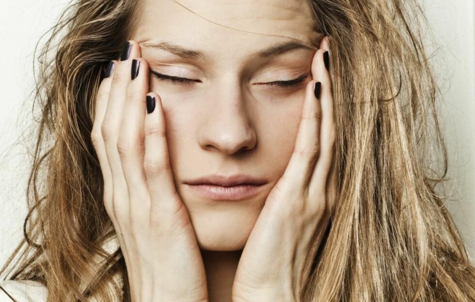 DAGEN DERPÅ: Med noen enkle triks, får du gløden i ansiktet tilbake. Foto: Thinkstock
