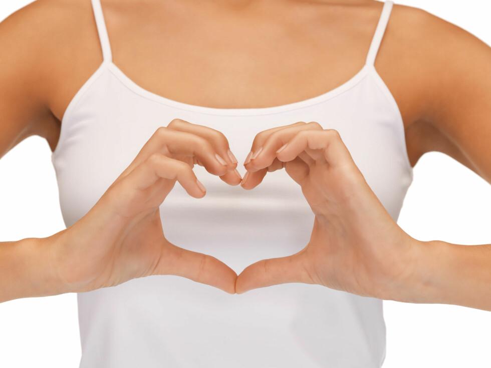 <strong>SYMPTOMER:</strong> Ettersom hjertesykdommer er såpass utbredt blant kvinne er et ekstra viktig at du er klar over symptomene, slik at du kan oppsøke hjelp tidsnok.  Foto: Syda Productions - Fotolia