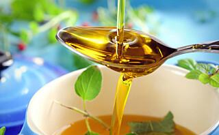 Sterkere skjelett med olivenolje