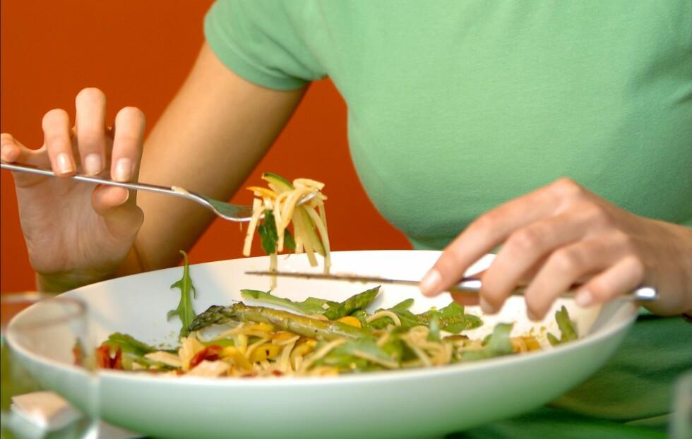 OBS OBS: Glutenfri pasta er ikke sunnere enn vanlig pasta. Foto: All Over Press