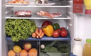 Ikke sett dette i kjøleskapet