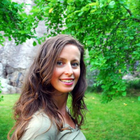 EKSPERTEN: ernæringsfysiolog Lise von Krogh, som blant annet er ernæringsfaglig konsulent og ekspert på Bramat.no. Foto: John Harald Knutsson