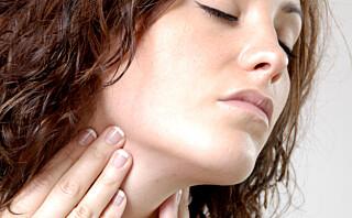 Den beste kuren mot sår hals