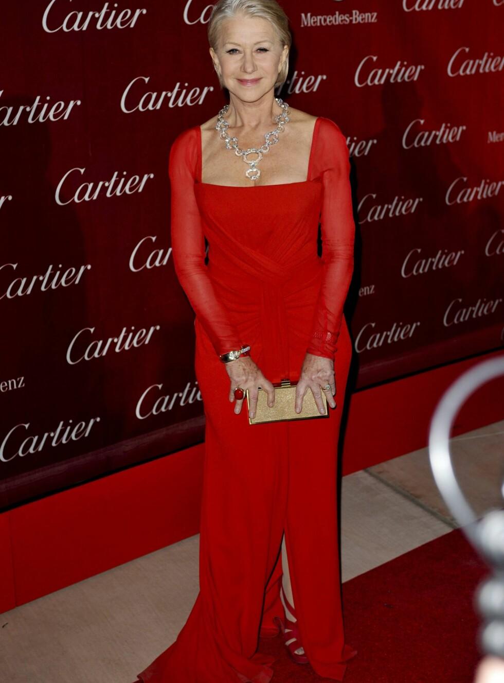 Helen Mirren Foto: All Over Press