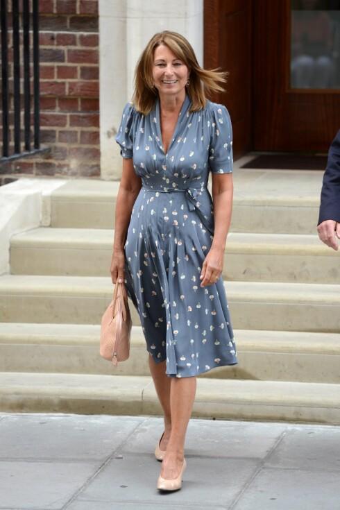 DUKAN DIET: Moren til hertuginne Kate, Carole Middleton, er blant dem som skal ha gått på dietten.    Foto: All Over Press
