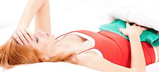 Viagra mot menstruasjonssmerter?