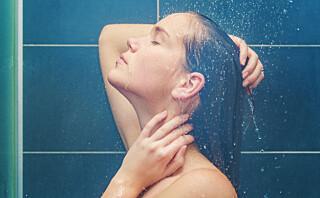 Å dusje for ofte kan gjøre deg syk