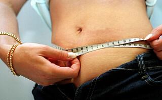 Hold vekten etter slankekuren