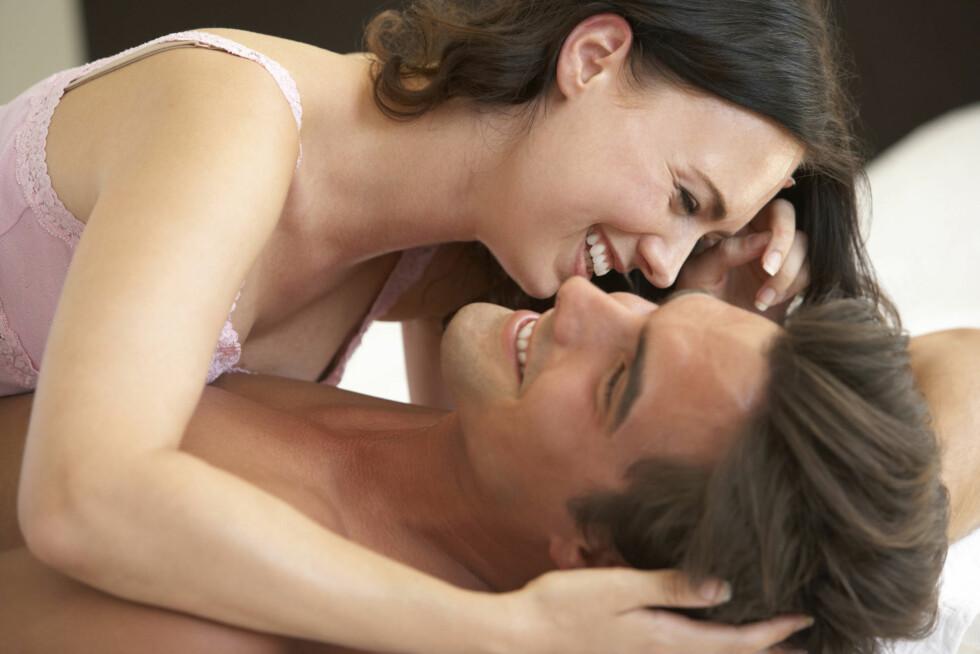 MER SEKSUELLE: I motsetning til menn, opplever kvinner den seksuelle vekkelsen i en senere alder.  Foto: Getty Images/iStockphoto