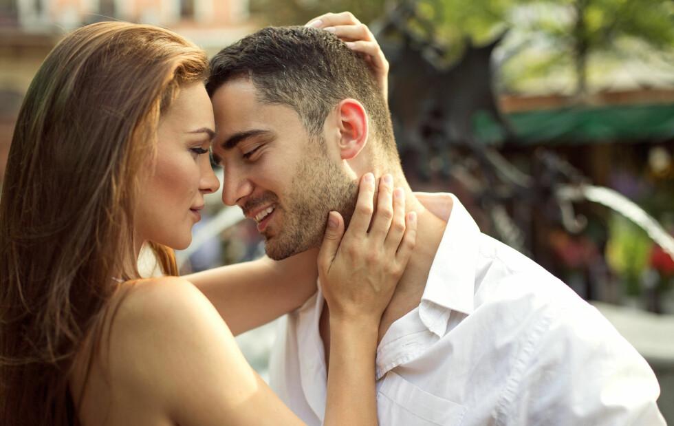 COUGAR: En ny undersøkelse viser at kvinner mellom 35 og 40 år vil menn i 30 årene fremfor menn på deres egen alder.  Foto: kiuikson - Fotolia