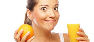 Hvor «skadelig» er egentlig fruktsukker?